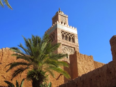 Disney World Epcot Morocco