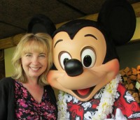 Disney World Enthusiast - Kristi Fredericks