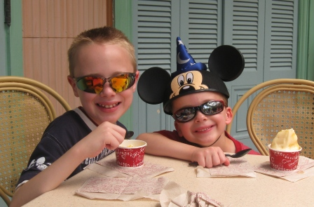 Disney World Magic Kingdom Dole Whip