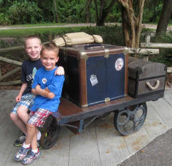 Walt Disney World Fort Wilderness