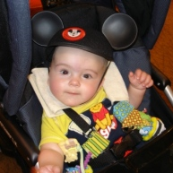 Disney World Mickey Mouse Ears