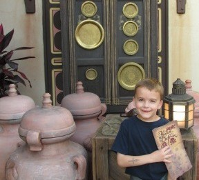 Disney World Magic Kingdom Pirates of the Caribbean