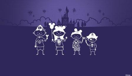 Disney Side Family Image