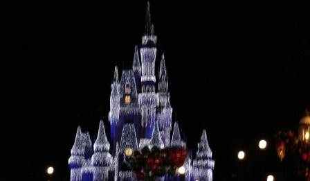 Disney World Mickey's Very Merry Christmas Party