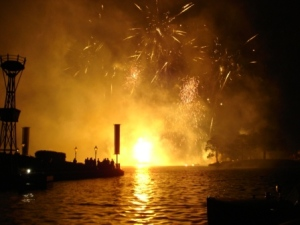 Disney World Epcot Illuminations