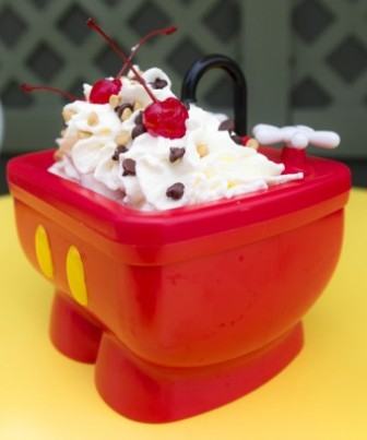 Mickeys Kitchen Sink Sundae