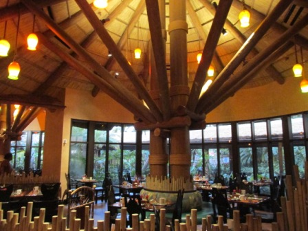 Boma Dining Area