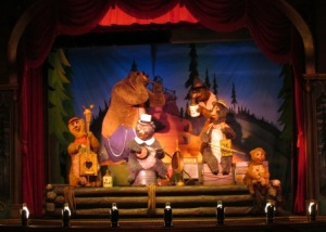 Disney World Magic Kingdom Country Bear Jamboree
