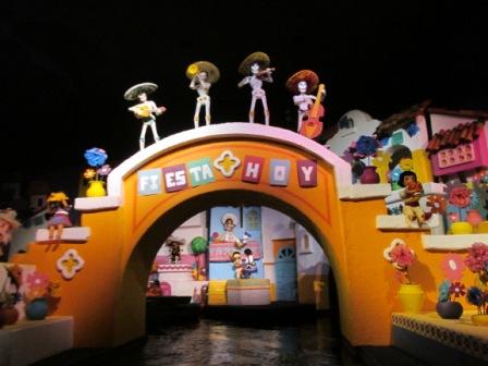 Disney World Epcot Gran Fiesta Tour