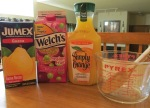 Jungle Juice Ingredients