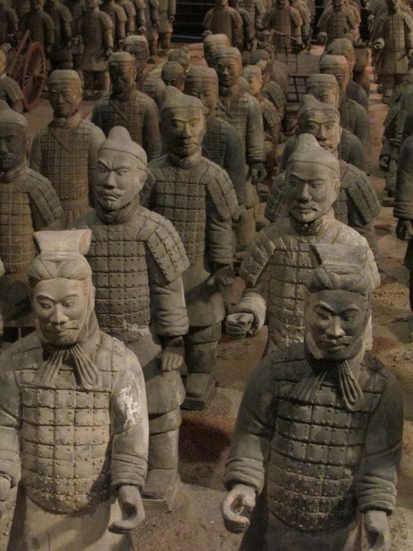 Disney World Epcot China Tomb Warriors