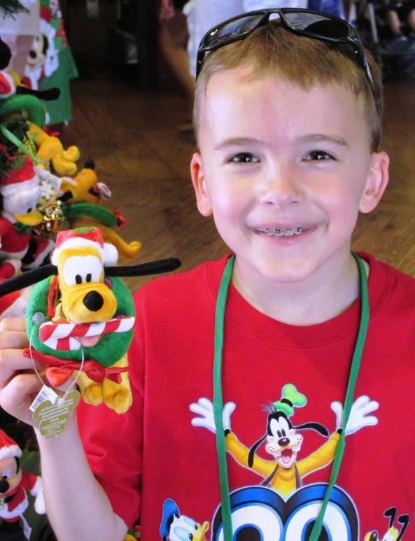 Disney World Christmas Decorations