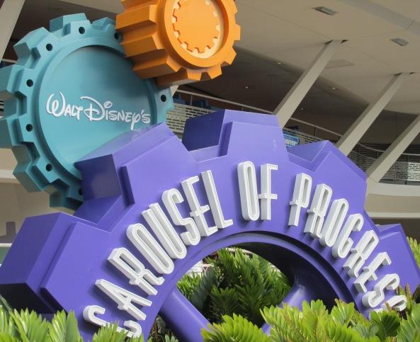 Disney World Magic Kingdom Carousel Of Progress