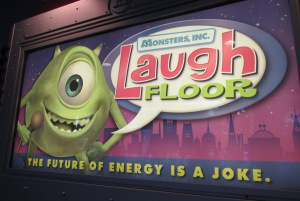 Monsters, Inc. Laugh Floor