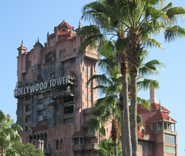Disney World Tower of Terror