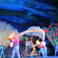 Disney World Finding Nemo The Musical