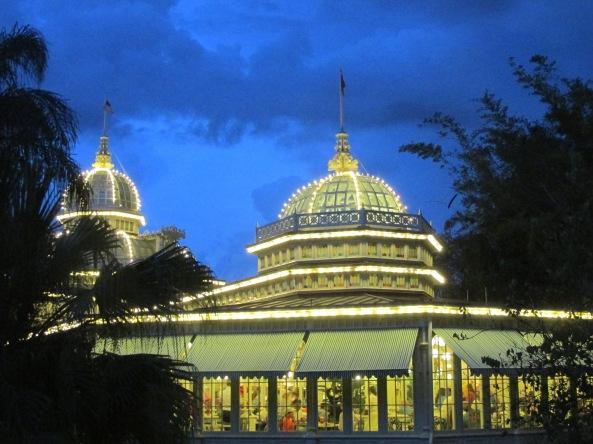 Magic Kingdom Crystal Palace