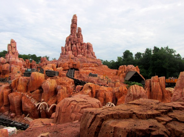 Daily Dose Of Disney - Big Thunder Mountain Railroad