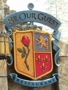 Disney World Be Our Guest