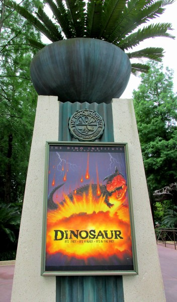 Disney World Dinosaur