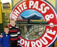 Disney Alaska Cruise Train