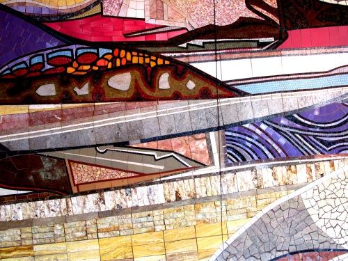 Epcot Land Mural