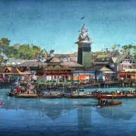 Disney Springs Waterfront