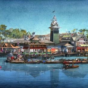 Disney Springs Waterfront