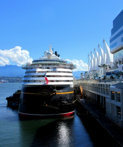 Canada Place Vancouver Cruise Terminal