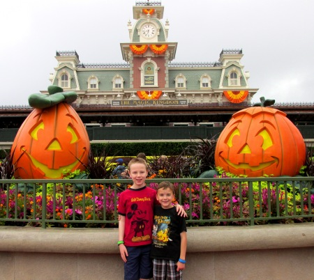 Magic Kingdom Halloween