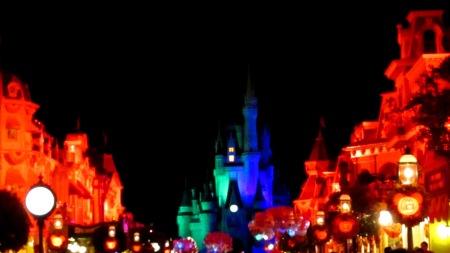 Magic Kingdom Halloween Party