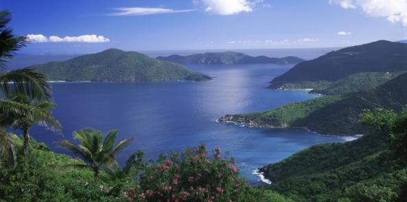 Tortola Port