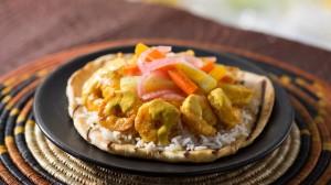 Food Truck Namaste Cafe