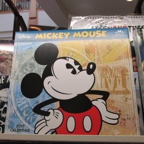 Mickey Mouse Calendar