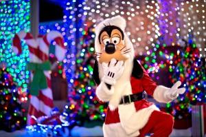 Christmas Goofy