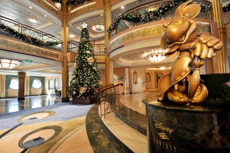 Holiday Disney Cruise