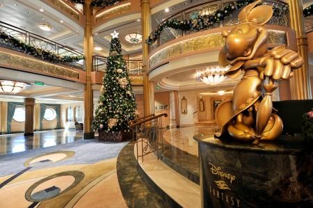Holiday Disney Cruise