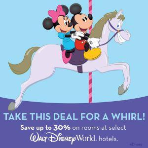 Spring Disney Discounts