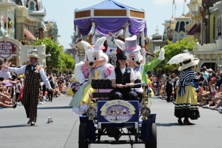 Disney World Easter