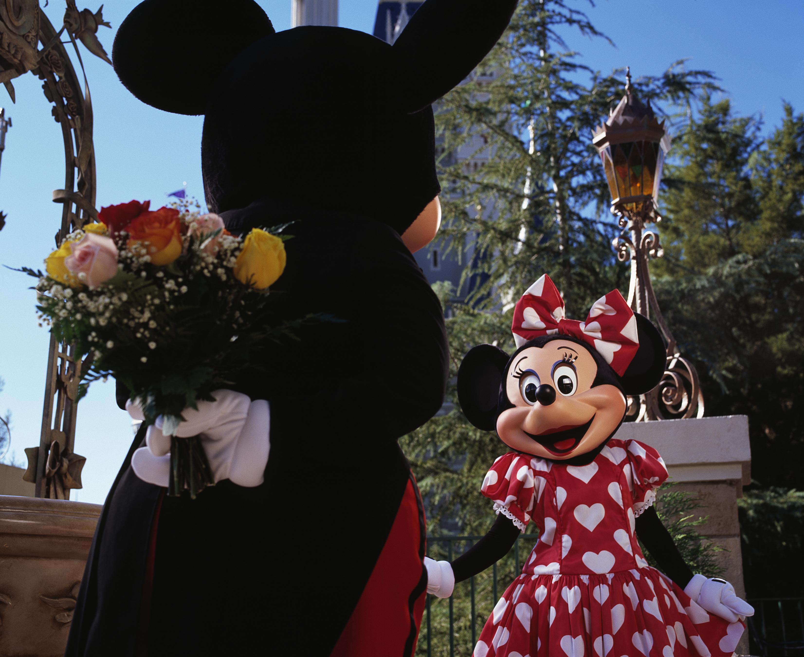 Celebrating Valentineu0027s Day Disney Style
