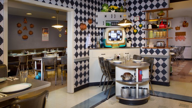 50s Prime Time Cafe