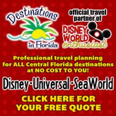 Destinations in Florida Free Quote