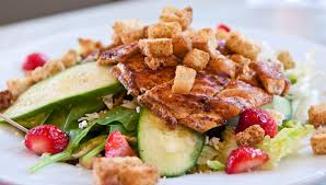 Plaza Chicken Salad