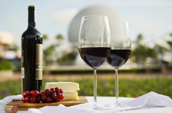 Epcot International Food & Wine Festival ©Disney