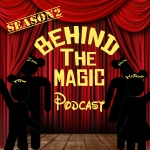 Behind The Magic Logo