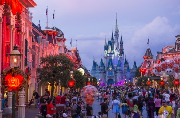 Fall Fun At Walt Disney World