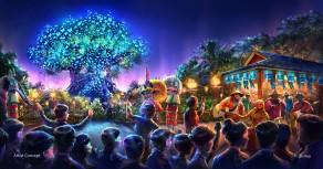 Disney's Animal Kingdom Theme Park Expands