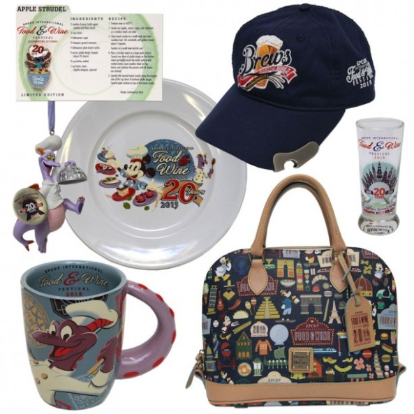 Food and Wine Merchandise