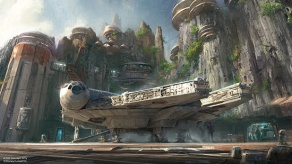 Star Wars Land 3