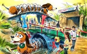 Toy Story Land 2